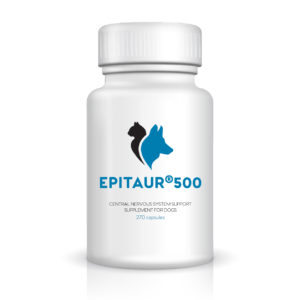 Epitaur 500 - Central nervous system support supplement for dogs